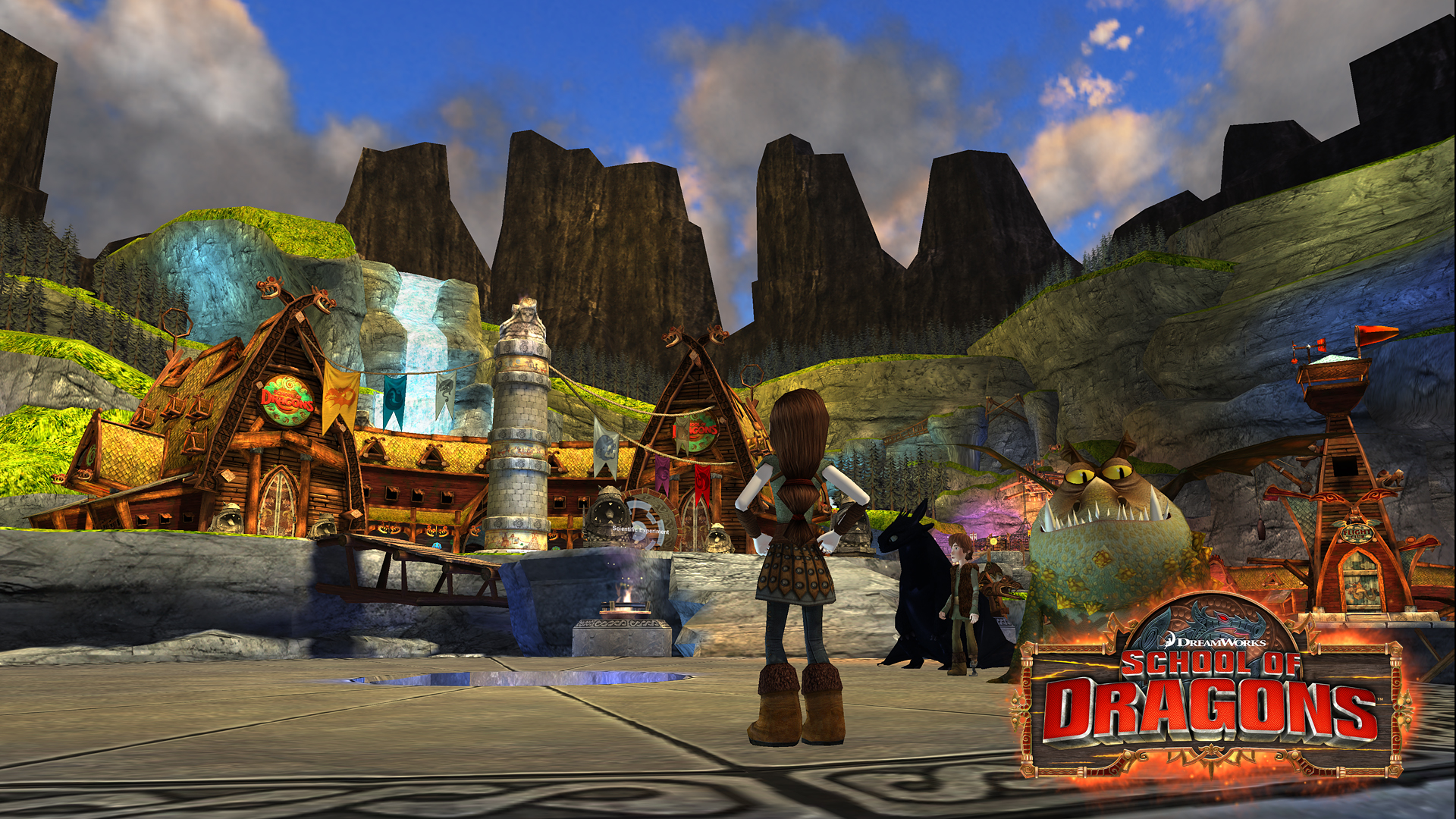 Wallpaper Gallery How To Train Your Dragon Sod