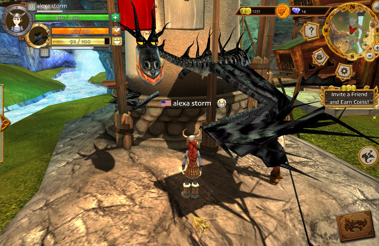 how to train your dragon video game pc